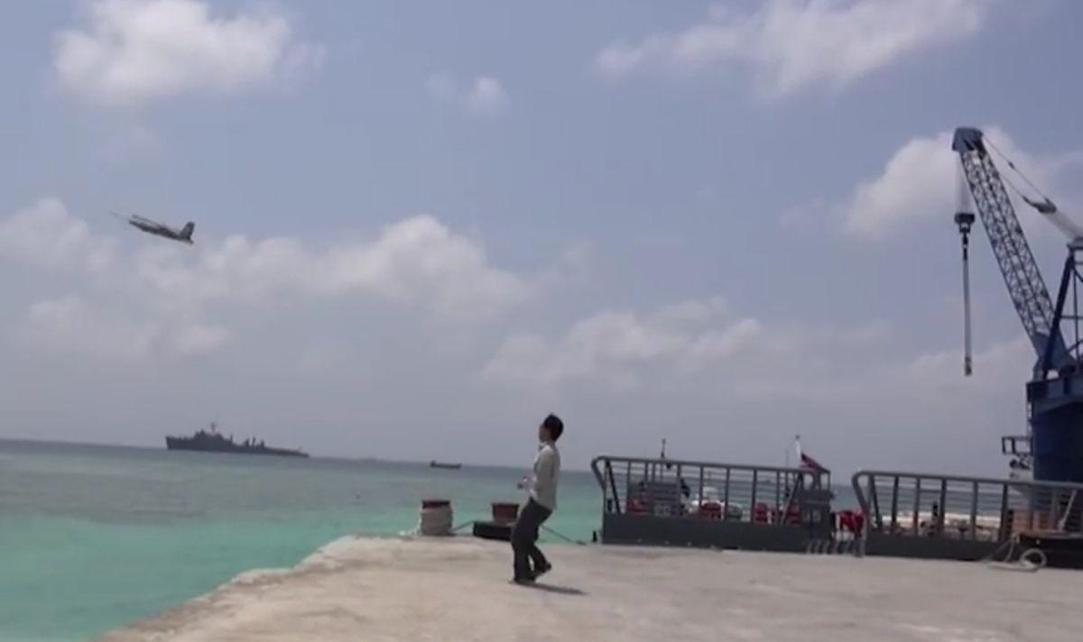 太平島軍演
