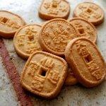 在日本熱賣一甲子!20種不同古銅錢造型餅乾,可愛又美味的人氣零食