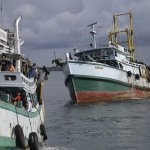另類國慶活動》印尼獨立紀念日宣示主權 摧毀71艘外國漁船