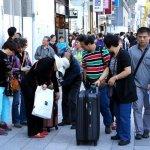 日本核發入境簽證爆增 七成為中國人申請