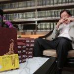 期待文學對話!劉兆玄:非常希望有人把那時台灣人的抉擇也寫出來