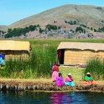 旅遊記者辭職旅行387天(下):的的喀喀湖中的島上生活與織男魅力