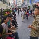 陳牧民觀點:喜馬拉雅山上的中文系