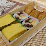 東京市民怎麼賞花?野餐試試茶巾壽司與袱紗卵!