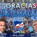 投票率超低未過半 瓜地馬拉選出喜劇明星當總統