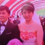宣示同性伴侶婚姻平權 呂欣潔與女友舉行傳統婚宴