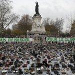 巴黎氣候峰會加強維安 抗議人士不壓指紋遭重罰3萬5000元