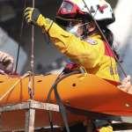 大地震》蔡英文年初一赴台南奇美醫院慰問傷患