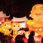 除了福祿猴 逛台北燈節一定不能錯過這些閃亮亮的設計