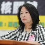 捍衛反核食立場,劉黎兒撰文回應日外交官質疑