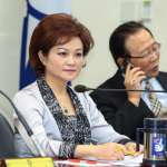 「不相信民調」蕭淑麗宣布退出國民黨參選嘉義市長