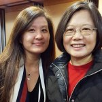 散布馬總統不雅照 記者陳育賢曾出版蔡英文攝影集