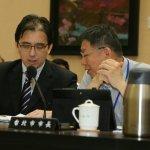 柯文哲短衫出席行政院會 未來考慮副市長代理出席