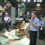 潛艦國造實力大公開 國內廠商公布世界級零件產品