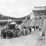 歷史上的今天──6月1日》孫中山靈櫬奉安於南京紫金山