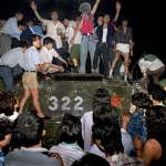 六四周年》民進黨:中國民主的未來,掌握在中國人民手中