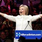 美國總統大選》川普選情告急?最新民調:希拉蕊大贏12%