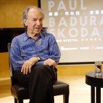 89歲奧地利國寶鋼琴家3度訪台 「即使在痛苦中也要享受音樂」