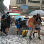 端午節天氣不穩,未來一周將持續降雨