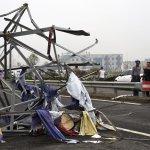 江蘇強龍捲風造成巨災 至少78人遇難、500人輕重傷