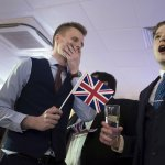英國脫歐公投》親歐票數小幅領先 脫歐領袖「感覺」英國將續留歐盟