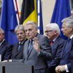 英國盼儘早展開非正式協商 歐盟領導人:正式啟動脫歐程序前,免談