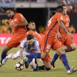 美洲盃12碼大戰敗北 阿根廷痛失冠軍跟...隊長!梅西宣佈退出國家隊
