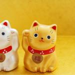求良緣買黃色、求考運買綠色…招財貓不只招財,選對款式為主人帶來更多好運氣