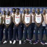 里約奧運》美國第7代夢幻男籃12人大名單出爐 厄文、杜蘭特、甜瓜領軍
