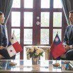 巴國總統支持兩岸和平對話 蔡英文:期待巴國持續協助