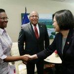 海地外長期望台商來投資 蔡英文:望能修改法規提供誘因