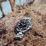 你注意過蛙人手上的腕錶嗎?美軍蛙人海底戰都用它…