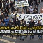 里約奧運》政府欠薪、警察罷工、罪犯猖獗...   里約機場現「歡迎來到地獄」標語