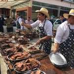 牛肉宴熱情款待 蔡英文:盼讓民眾享用巴拉圭高品質農牧產品