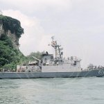雄三飛彈擊中漁船 海巡研判貼海飛行貫穿駕駛艙