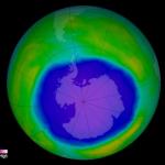 《蒙特婁議定書》奏效 南極臭氧層破洞開始癒合 16年縮小400萬平方公里!