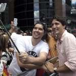 加拿大帥哥總理杜魯道上任周年 有為有守獲好評 聲望居高不下