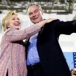 美國總統大選》希拉蕊宣布副手搭檔:維吉尼亞州聯邦參議員凱因