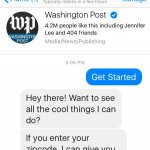 那福忠觀點:跟華盛頓郵報聊天