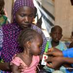 博科哈蘭肆虐奈及利亞》聯合國兒童基金會警告:若再坐視不理,每天將有134位孩童死於營養不良