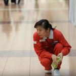 全球最乾淨機場推手:中國、日本人都曾霸凌她,也不放棄成世界第一清潔婦!