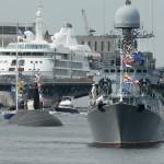 劍指美國?中國、俄羅斯9月聯合軍演 首度選在南海