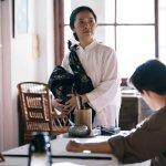 當台灣遭空襲,她堅持衝入火海搶救國寶級畫家作品!一部劇演活日治時期最勇敢女性