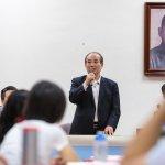 國民黨辦青年營 王金平談表決:以前6000多案、現在2000案就哀哀叫