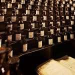香水博物館:你知道一瓶小小的香水,原料可多達200種嗎?