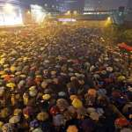 香港特首選舉剛落幕 警方開始清算佔中成員
