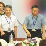 雙城論壇內幕》演講文稿親操刀 柯文哲強調「台灣自決」思維