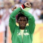 里約奧運落幕》抗議政府怕被處死 衣索比亞銀牌跑者滯留巴西
