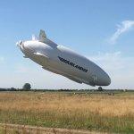 全世界最巨大飛行器Airlander 10 第二次試飛就發生「空難」