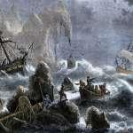 歷史上的今天》8月26日──偉大探險家白令橫渡白令海峽、開啟美洲─亞洲新路線